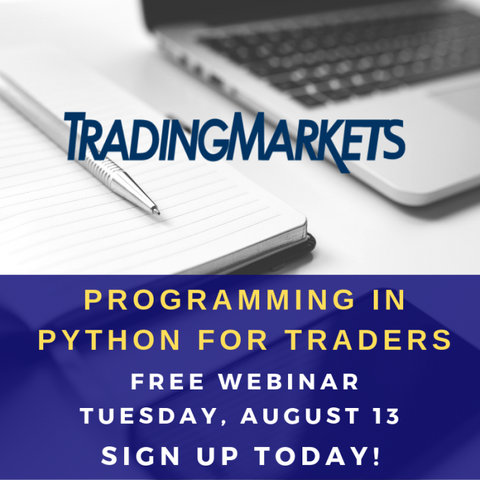 Connors Research Traders Journal (Volume 45): How Python Made Me A