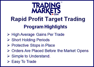 Rapid Profit Trading Program Highlights